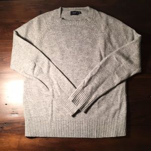Jcrew men's wool sweater